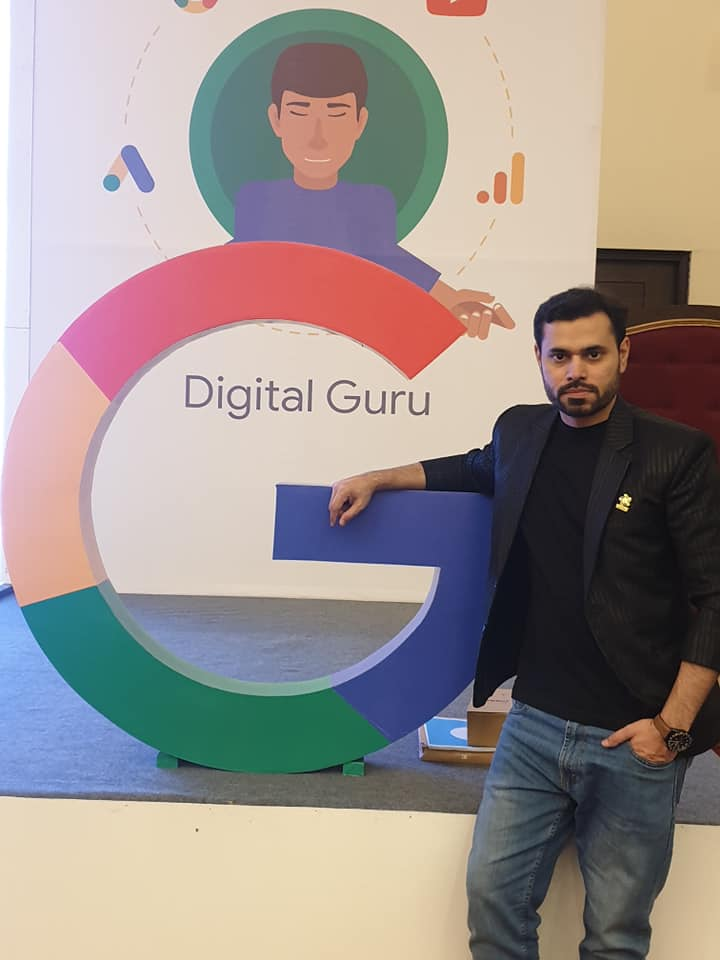 Junaid Tariq – Google Green, Blue, Black Belt Certified Digital Marketer – Google  Digital Guru | #1 Digital Marketing Consultant - Junaid Tariq