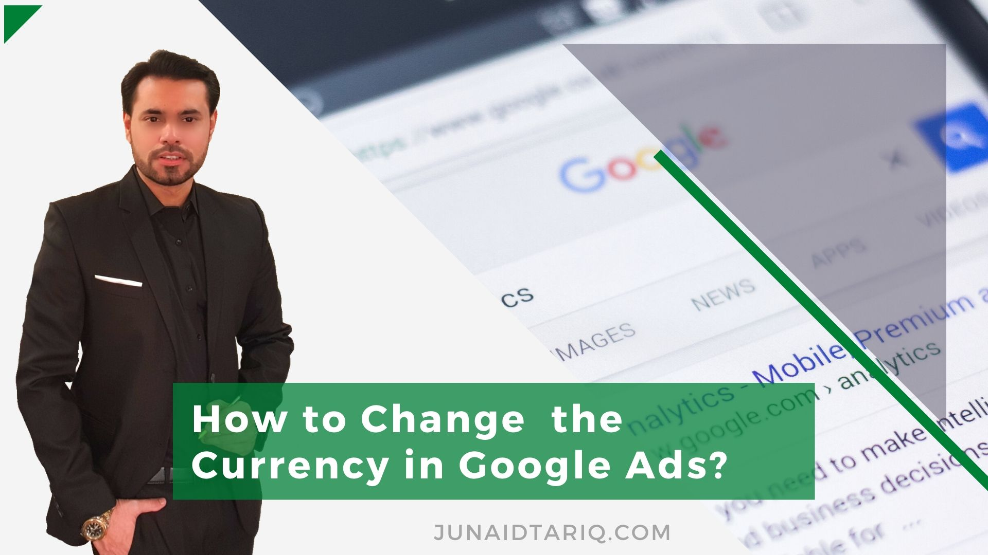 How can we change the currency on our Google Ads or Google AdWords account?