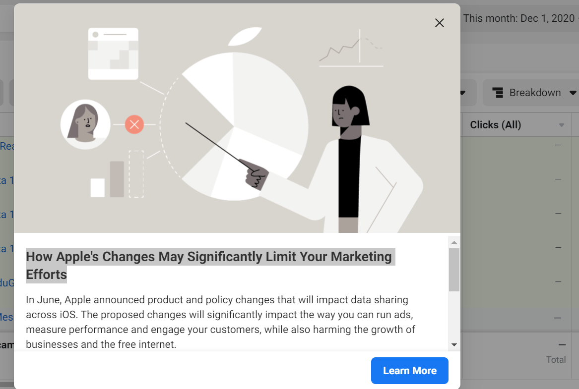 How Apple's changes may significantly limit your marketing efforts